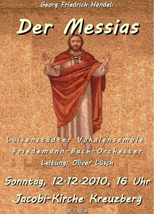 händel messias text englisch deutsch